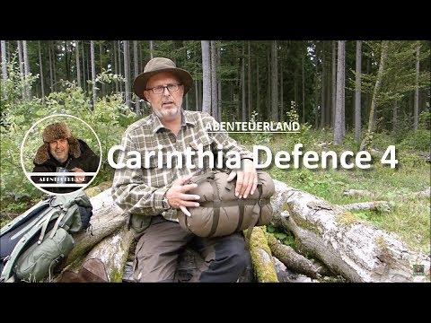 Abenteuerland - TIP - Firebox & Carinthia Defence 4 Schlafsack