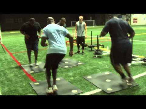 Day 6: NFL Summer Preseason Training