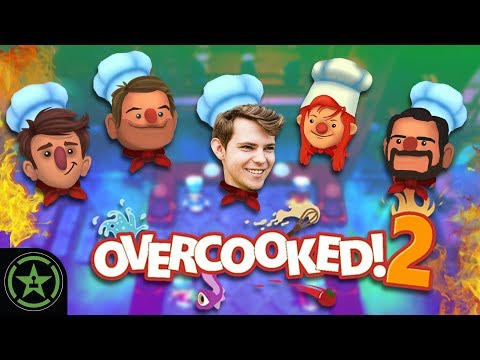 Kitchen Kobe  Overcooked 2 with Robbie Kay  Let's Play