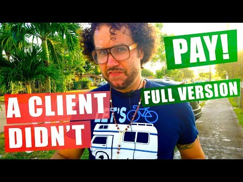 #2 A client did not pay for the project. Freelancer, software developer. PHP/Laravel thumbnail