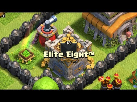 II Clash Of Clans I Best Matchmaking Ever I Elite Eight II