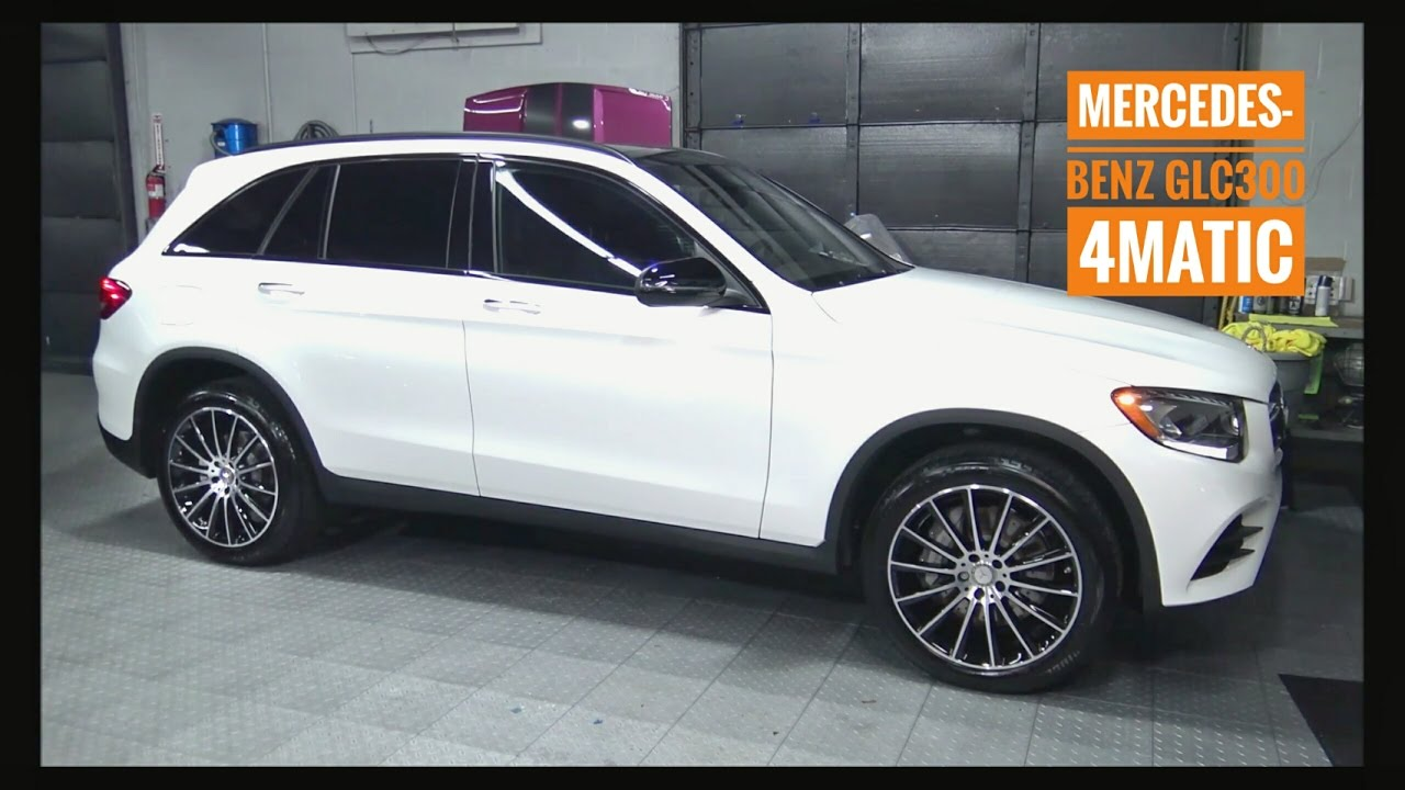2016 2017 Mercedes Benz Glc 300 Suv Review Amg Luxury Wheels Interior Exterior Full Tutorial