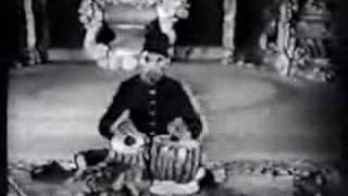 Ustad Ahmedjan Thirakwa Tabla Solo 1936