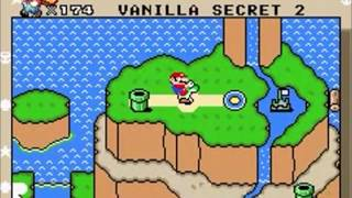 Super Mario Advance 2: Super Mario World (GBA) - World 4