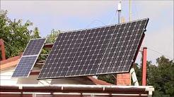 Adjusting Solar Panel Tilt Angle