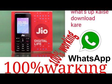 whatsapp messenger kaise download kare