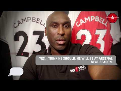 The Big Call - Spurs v Arsenal with Sol Campbell