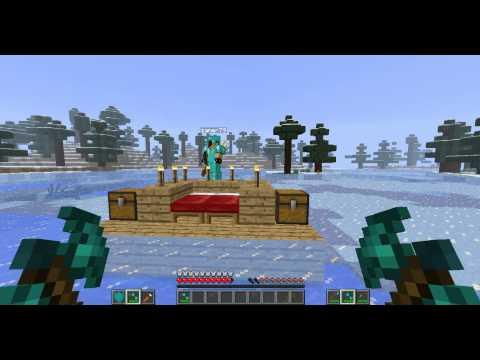Battle Mod cool Mod Review w/Mrminer and trevdaninja