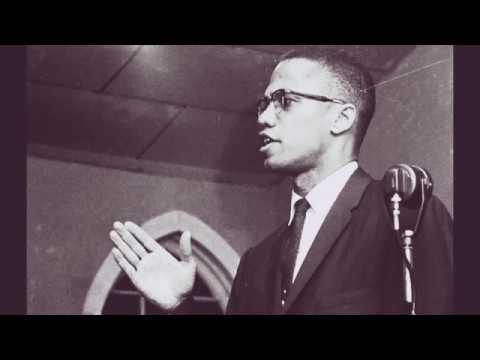 MALCOLM X LAST SPEECH (IN DETROIT FEB 14 1965).