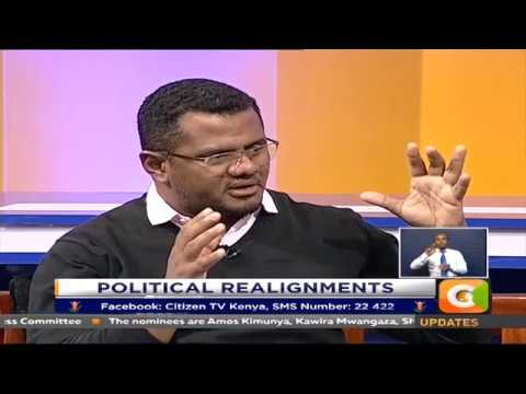 JKL | Political Realignments, with Hassan Omar [part 1] #JKLive
