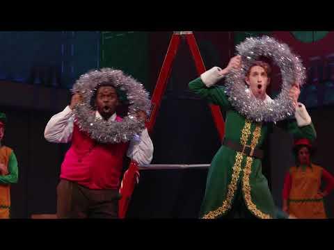 Sparklejollytwinklejingley | Elf The Musical
