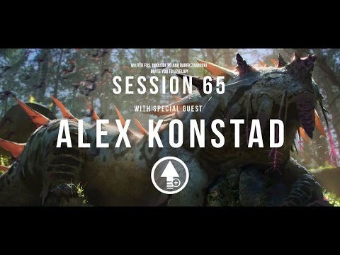 Level Up! Session 65 with ALEX KONSTAD