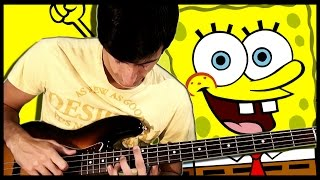 Spongebob Meets Bass