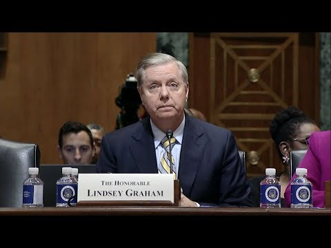 Graham's Opening Statement at Senate Finance Hearing on Graham-Cassidy Bill