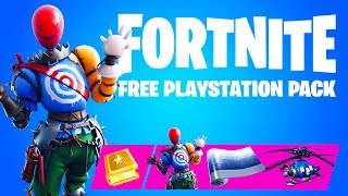 "The New ""PLAYSTATION CELEBRATION PACK 6"" in Fortnite Season 9! (FREE PS4 GLIDER!)"