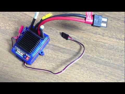 ESC TRAXXAS VELINEON VXL-3S VXL EZSET ( SPEED CONTROLER )