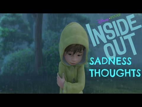 Sadness Thoughts - Disney Pixar - Inside Out - Clip