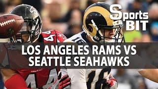 Rams vs Seahawks Week 15 | Sports BIT | NFL Picks & Preview/Predictions