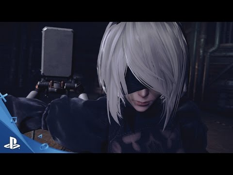 NieR: Automata - E3 2016 Trailer | PS4
