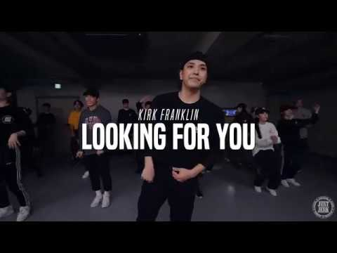 Yehwan Kim Choreo Class | Kirk Franklin -  Looking For You | Justjerk Dance Academy