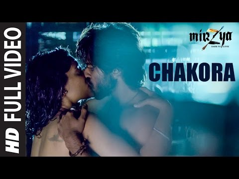 Chakora Song Lyrics From Mirzya