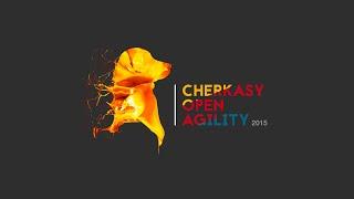 PROMO | Cherkasy Open Agility - 2015
