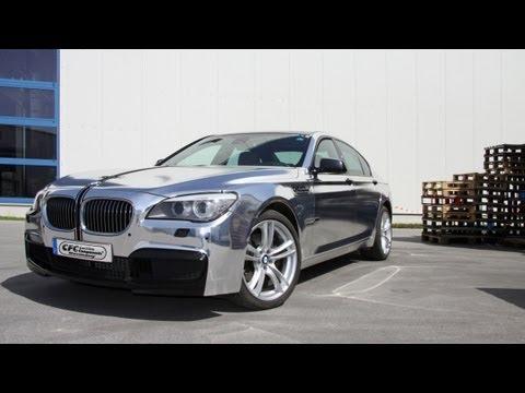 2013 CarFilmComponents BMW 7-Series F01