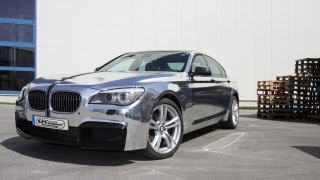 2013 CarFilmComponents BMW 7-Series F01