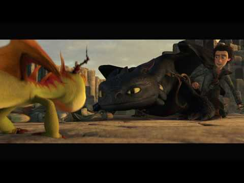 HOW TO TRAIN YOUR DRAGON - 'Dragons Aren't Fireproof' Official Clip
