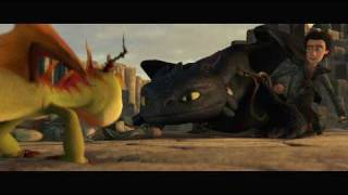 "HOW TO TRAIN YOUR DRAGON - ""Dragons Aren't Fireproof"" Official Clip"