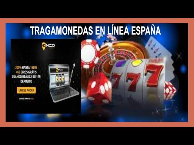 Tragamonedas en Línea España 🍀 Enzo Casino