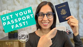 Applying for a UŠ Passport For the First Time 2021 (Get it FAST!)