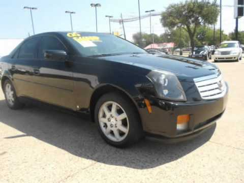 2006 cadillac cts buy here pay here used car lot dallas tx dallas plano texas youtube. Black Bedroom Furniture Sets. Home Design Ideas