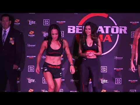 Bellator 229 LIVE Weigh Ins