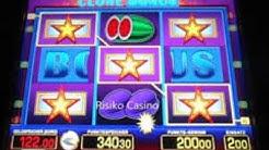 Merkur Spiel Casino Clone Bonus 1,50€ Hammer Freispiele Jackpot Gewinn 2018