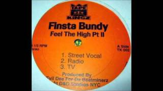 Finsta Bundy - Feel The High Pt. II
