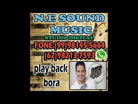 playback washington brasileiro bora