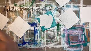 Arts Undefined by Wendy Moniqué - Pet Portrait Ornament Paintings