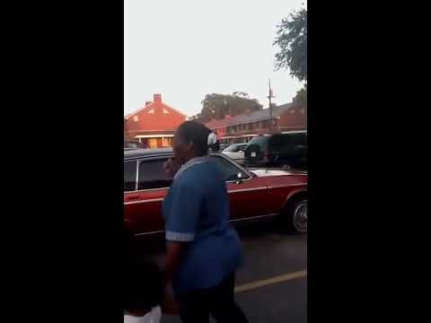 Wick fight( mid town