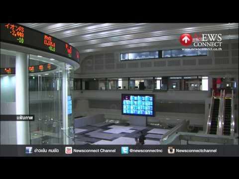 ดัชนีตลาดหุ้นจีนยังคงดิ่งเหวต่อ : NewsConnect Channel