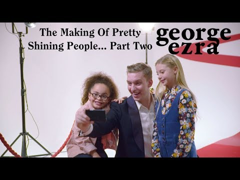 George Ezra - The Making Of Pretty Shining People (Part Two)