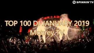 Top 100 DJ January 2019