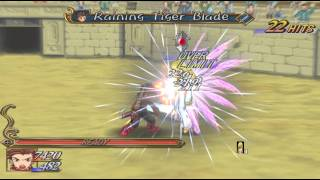 [tales of symphonia] Lloyd vs angelic beings HD(exhibition)