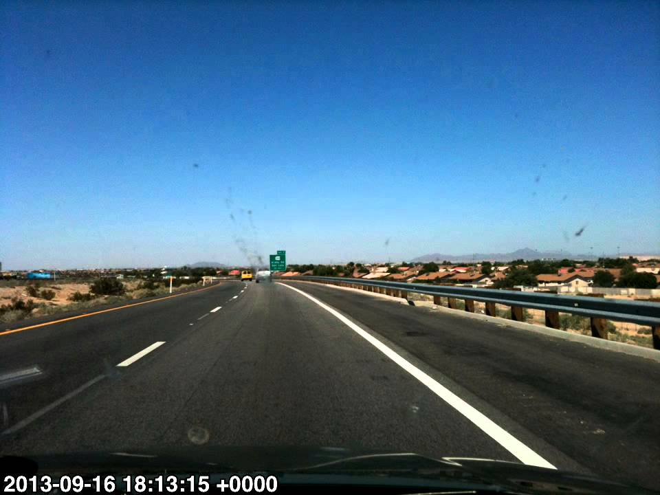 Timelapse Drive Phoenix San Diego Huntington Beach Youtube