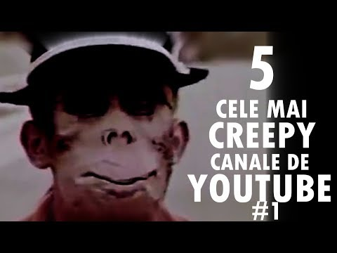 Top 5 Cele Mai CREEPY Canale de YouTube