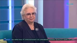 Смотреть видео Телеканал  «Санкт Петербург», интервью с Е.В. Третьяковой онлайн