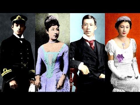 Last Samurai Lords and Japanese Peerage, 1860's-  大名・華族