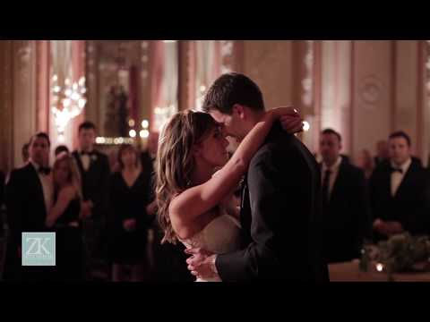 Ashley + Steven Wedding Design at Metropolitan Club in NYC