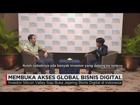 Membuka Akses Global Bisnis Digital (Global Ventures Summit 2017)
