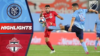 NYCFC vs. Toronto FC | Game-Winning Penalty Is Saved! | HIGHLIGHTS